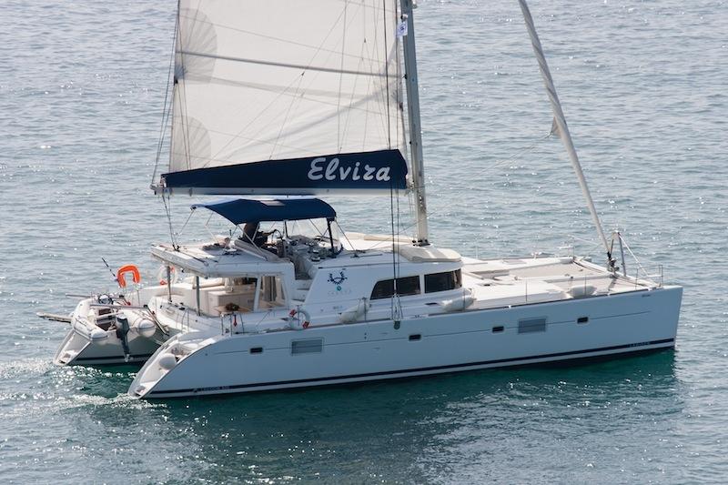 Elvira Lagoon 500 Levante Yachts